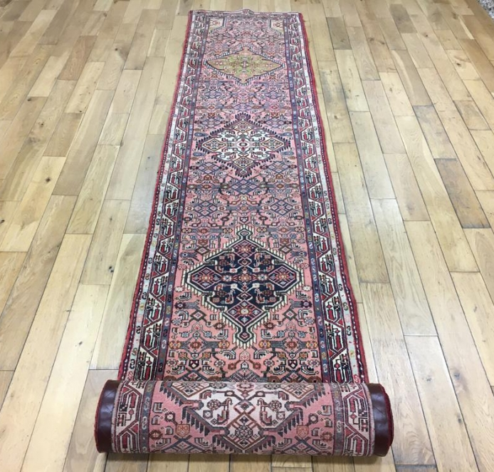 West Persian Hamadan Runner Ref: 4686
