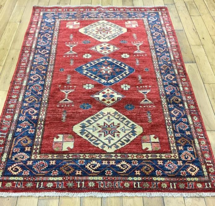 Kazak Oriental Rug Ref 5025