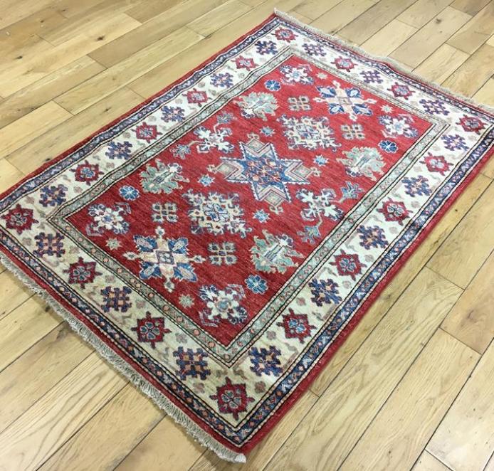 Fine Kazak Oriental Rug Ref 5128