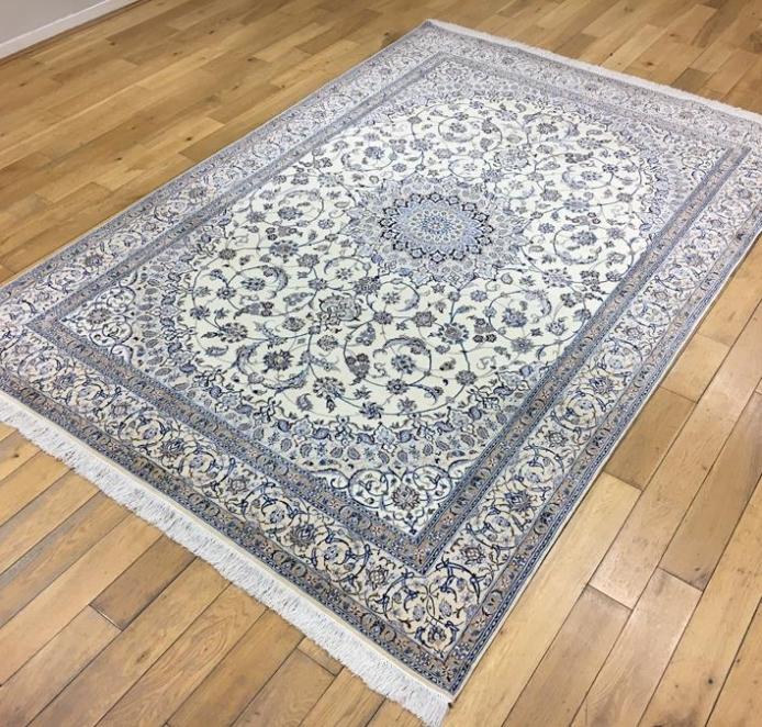 Nain Persian Rug 5462
