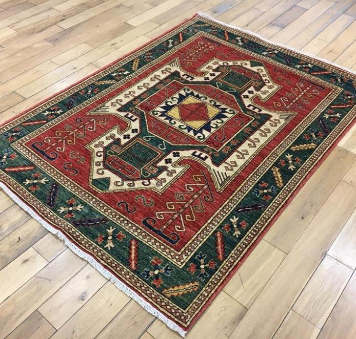 Kazak Oriental Rug Ref 5640