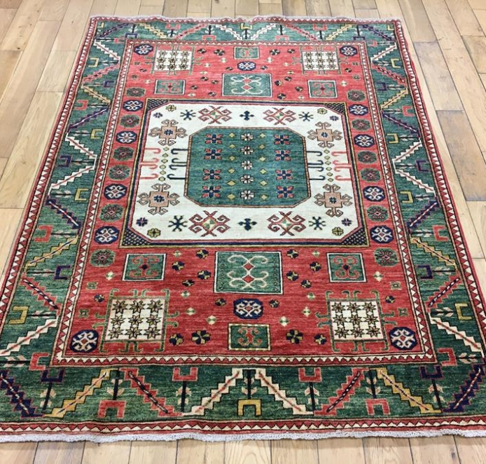 Kazak Oriental Rug Ref 5641