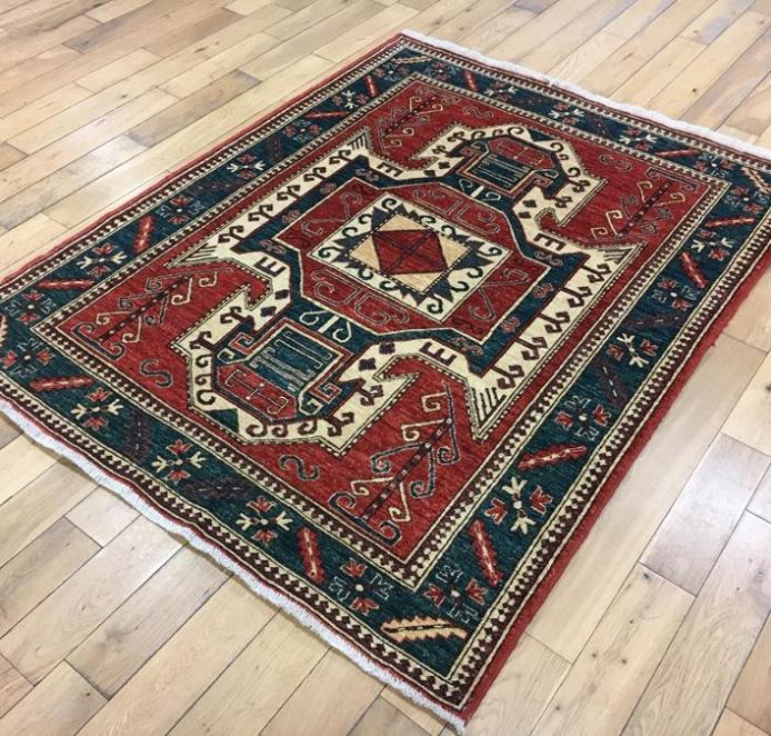 Kazak Oriental Rug Ref 5642
