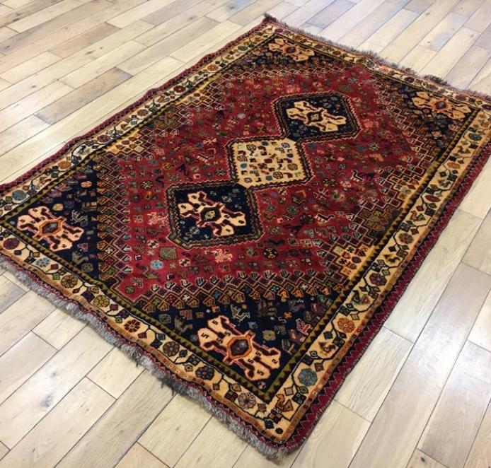 Qashqai Persian Rug – 5918