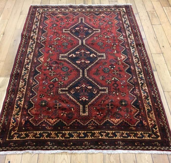 Qashqai Persian Rug – 5923