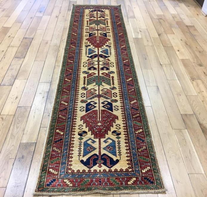 Fine Kazak Oriental Rug Ref 6002