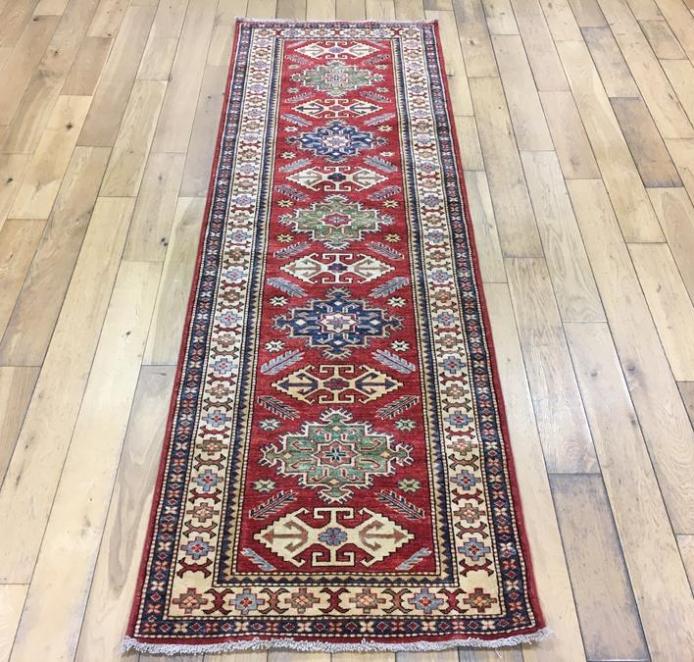 Kazak Runner Oriental Rug Ref 6011