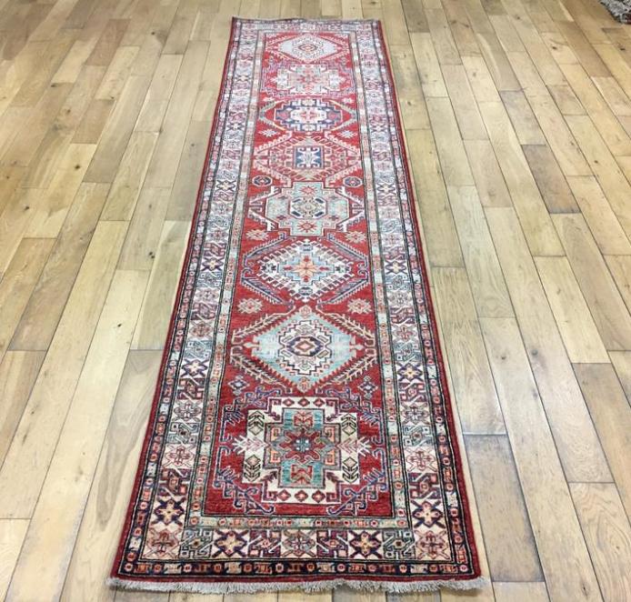 Fine Kazak Oriental Rug Ref 6402
