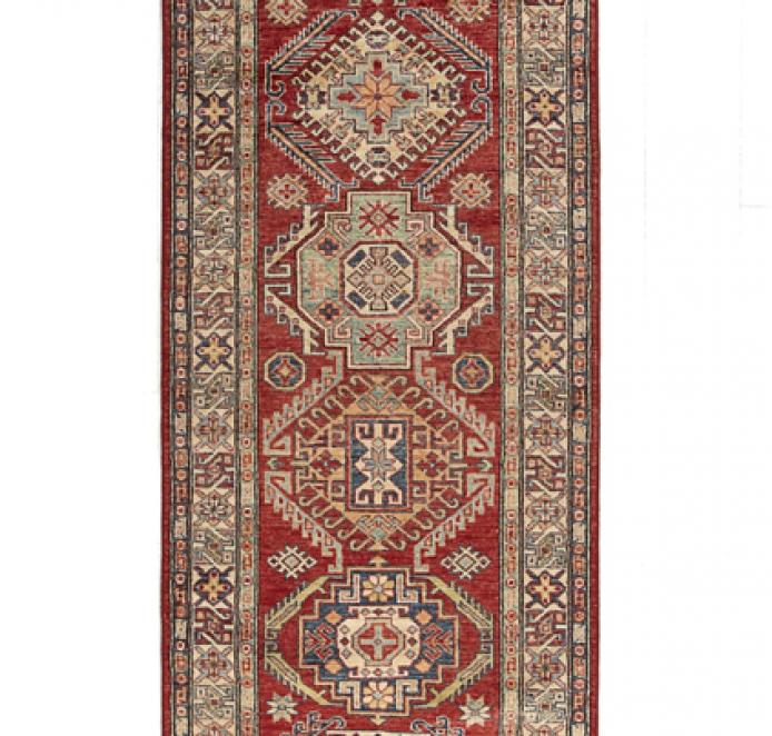 Fine Kazak Oriental Rug Ref 6403