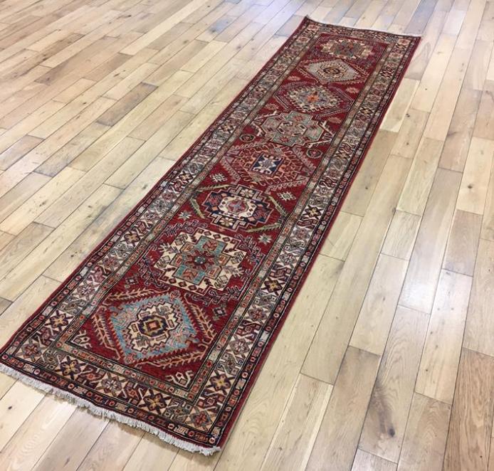 Fine Kazak Oriental Rug Ref 6404