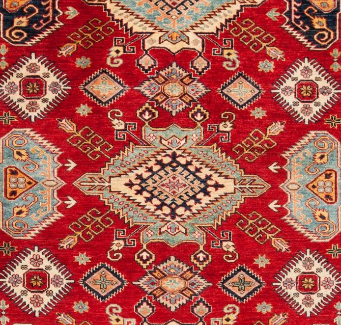 Fine Kazak Oriental Rug – 6429