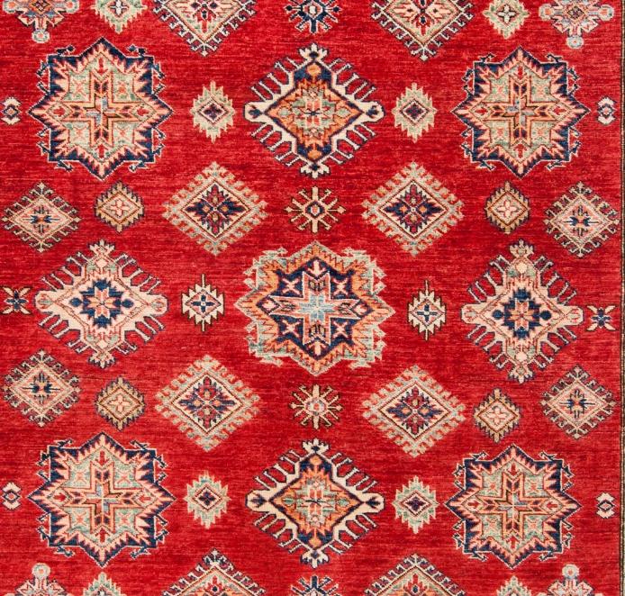 Fine Kazak Oriental Rug Ref 6434