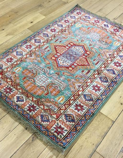 Fine Kazak Oriental Rug Ref 6443