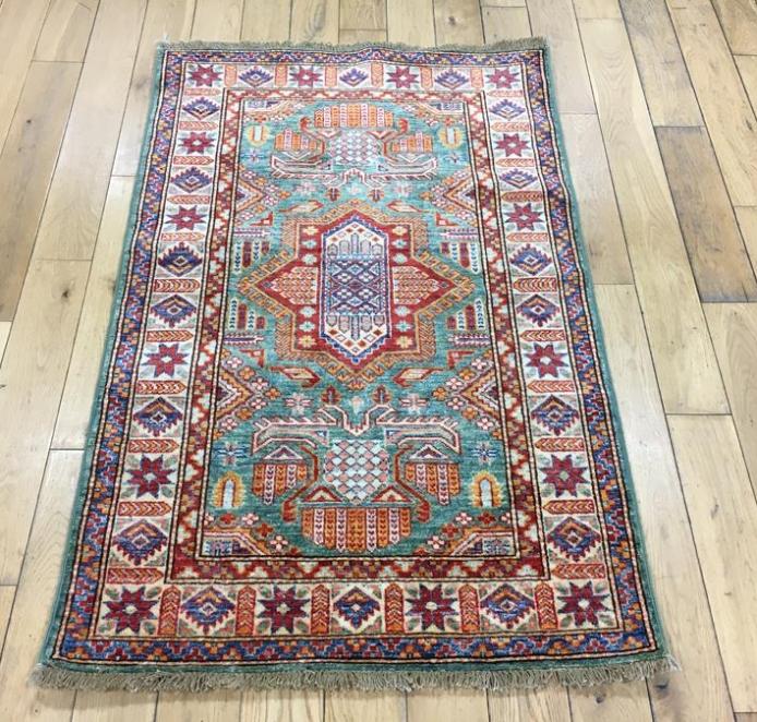 Fine Kazak Oriental Rug Ref 6444