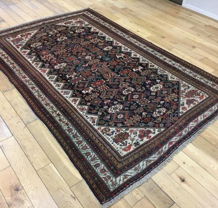 Antique South Persian Rug – Qashqai Ref 6466