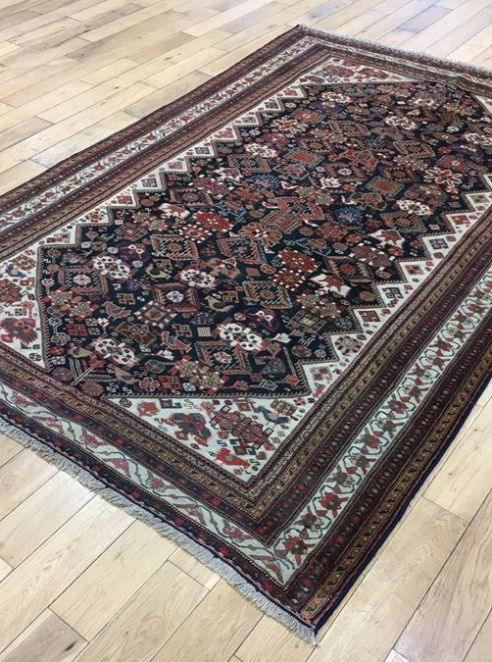 Antique South Persian Rug – Qashqai Ref 6466