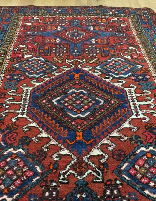 North West Persian Heriz Runner Ref 6467