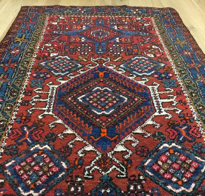 North West Persian Heriz Runner Ref 6467