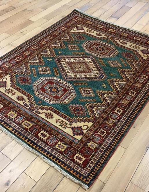 Fine Kazak Oriental Rug Ref 6483
