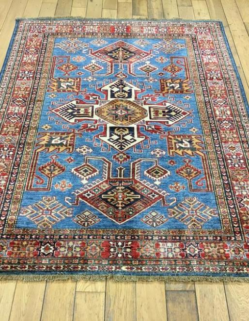 Fine Kazak Oriental Rug Ref 6484