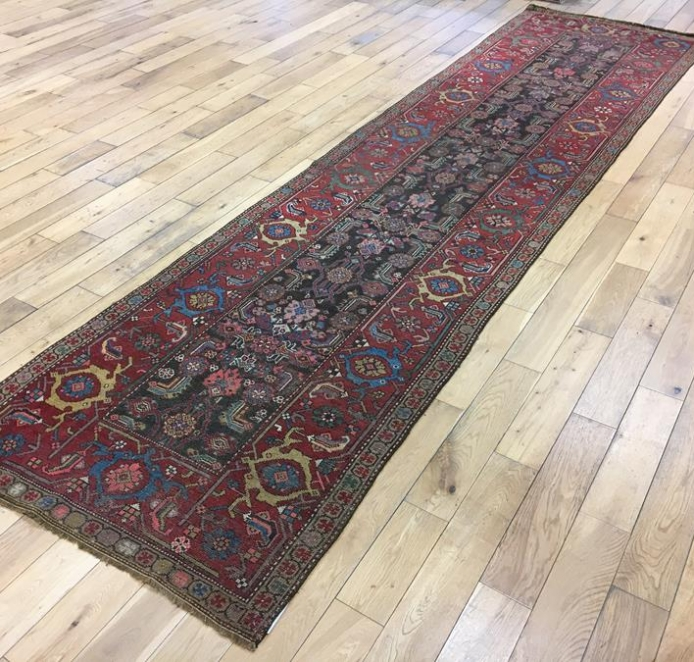 West Persian Hamadan Runner Ref 6497