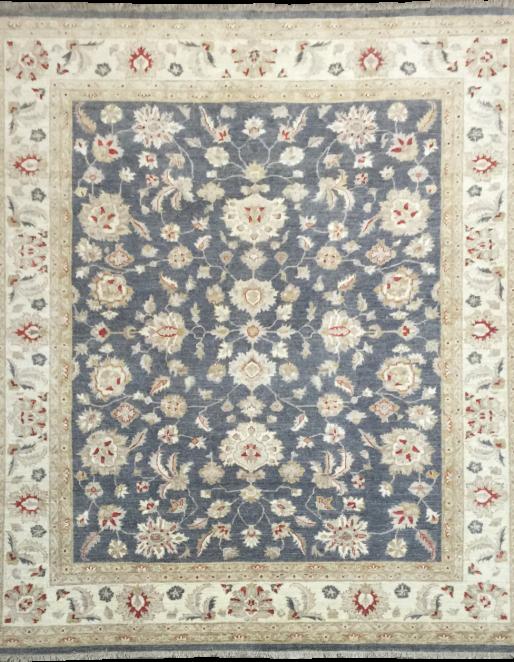 Ziegler Afghan Rug – 6514