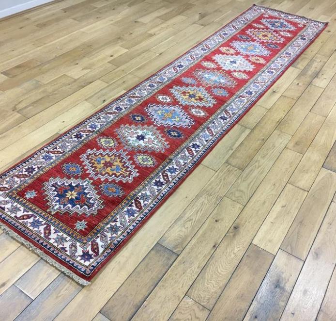 Super Kazak Oriental Rug Ref 6572