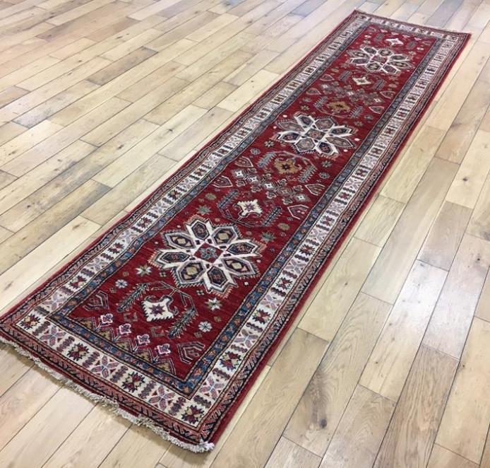 Super Kazak Oriental Rug Ref 6573