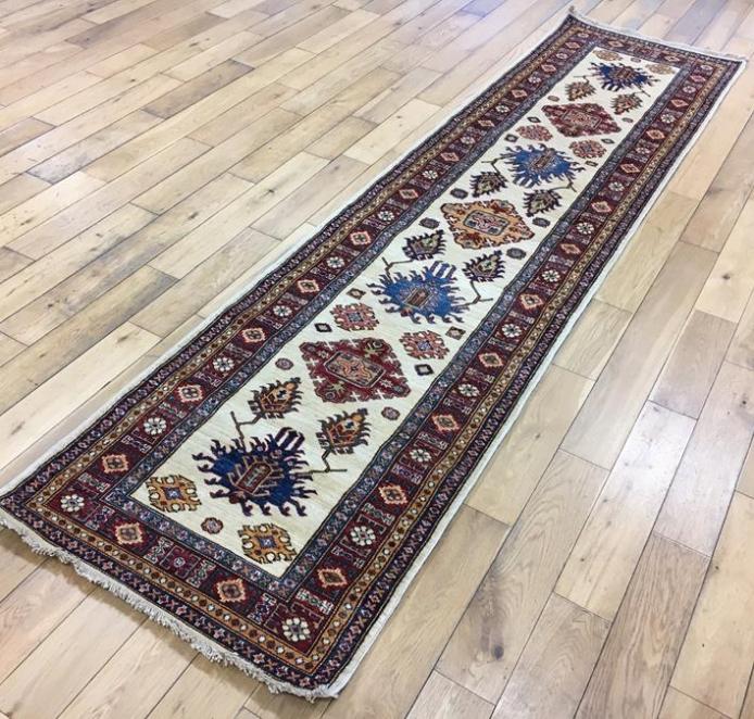 Super Kazak Oriental Rug Ref 6575