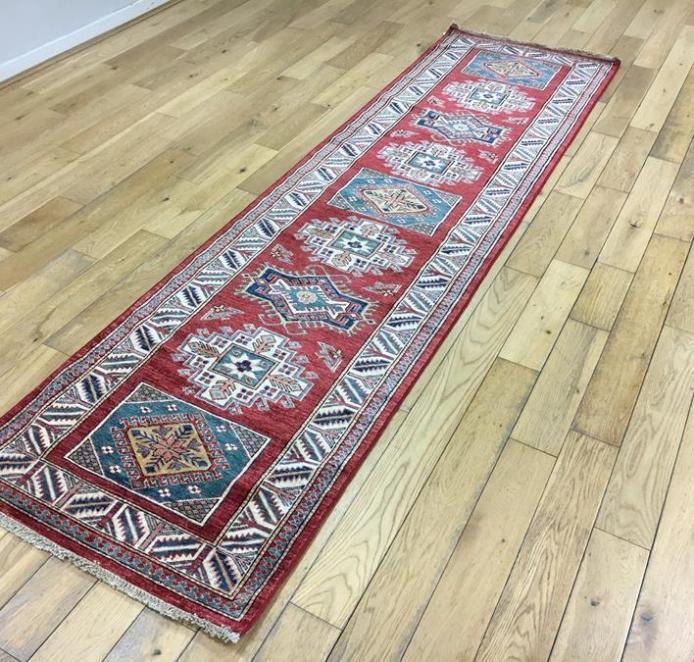 Super Kazak Oriental Rug Ref 6580