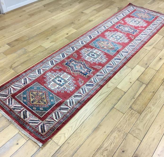 Super Kazak Oriental Rug Ref 6582