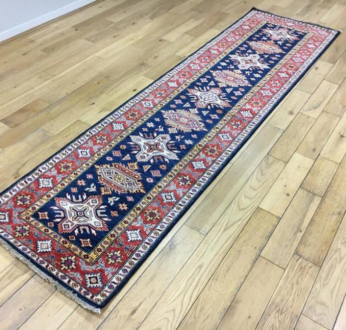 Super Kazak Oriental Rug Ref 6583