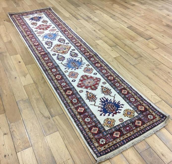 Super Kazak Oriental Rug Ref 6584