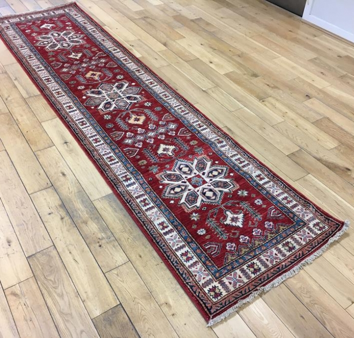 Super Kazak Oriental Rug Ref 6585