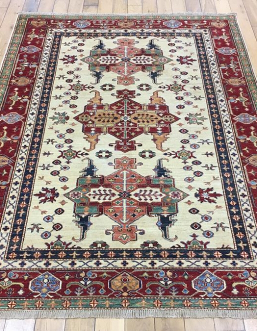 Fine Kazak Rug Ref 2672