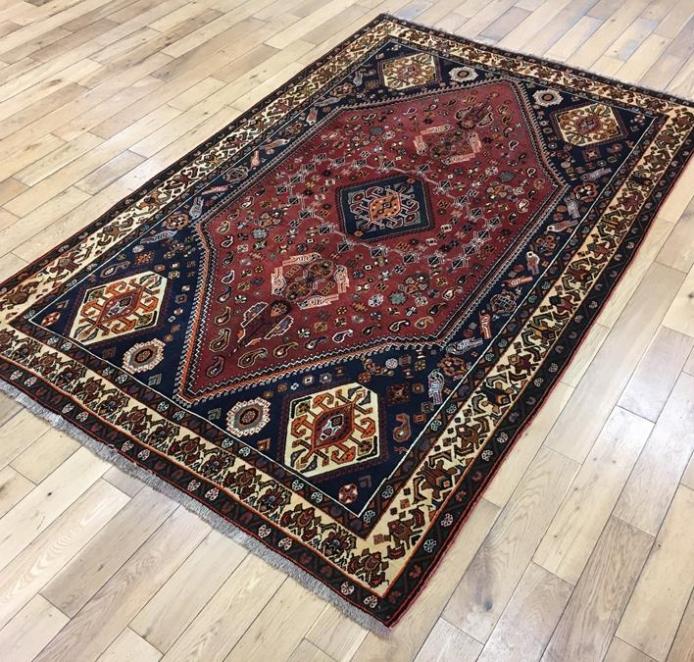 Qashqai Persian Rug – 5403