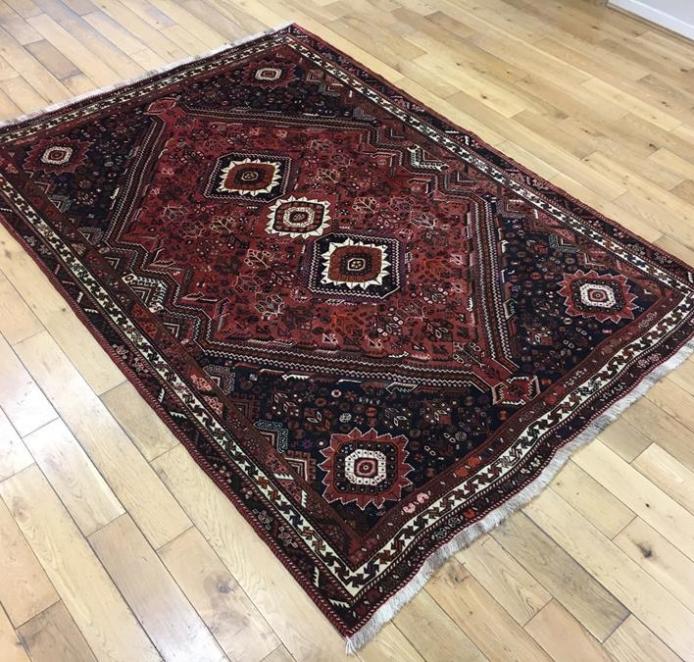 Qashqai Persian Rug – 5812