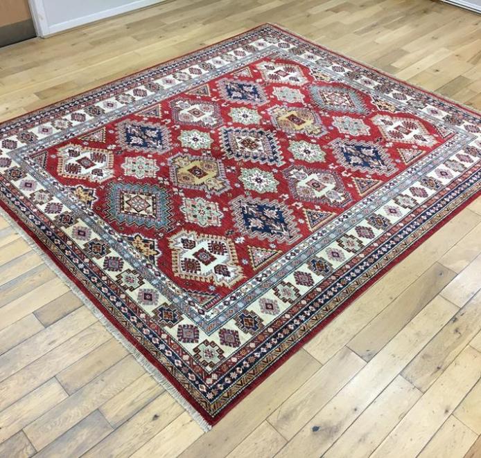Fine Kazak Oriental Rug Ref 6354