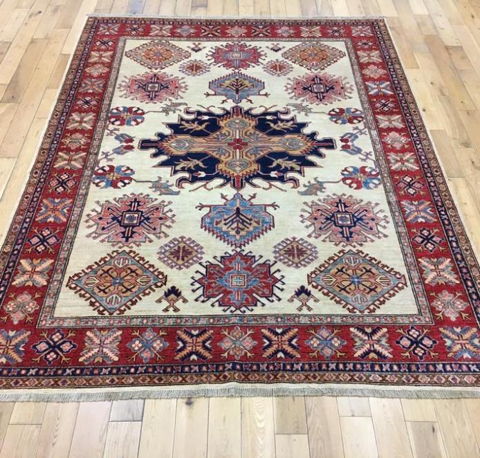 Fine Kazak Oriental Rug Ref 6432