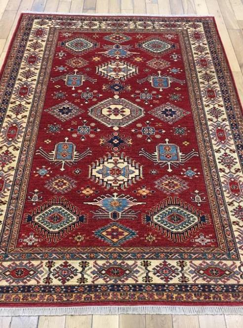 Fine Kazak Oriental Rug Ref 6433