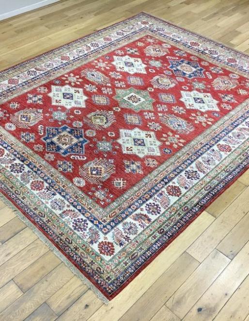 Fine Kazak Oriental Rugv 6461