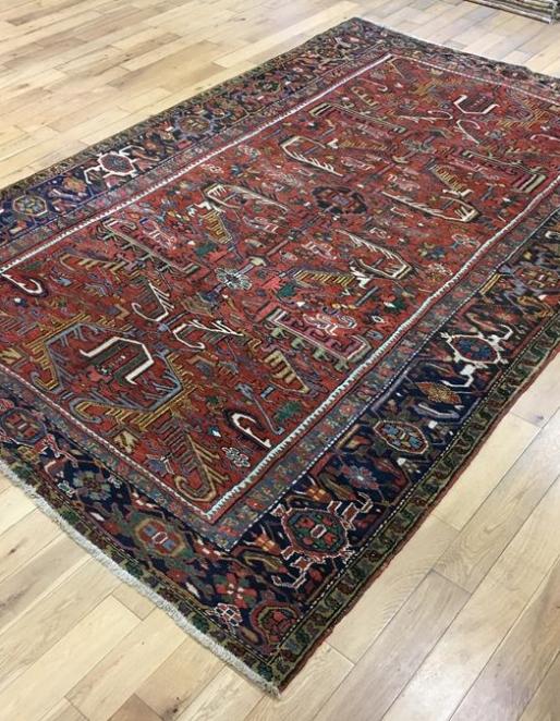 North West Persian Heriz Carpet Ref 6539