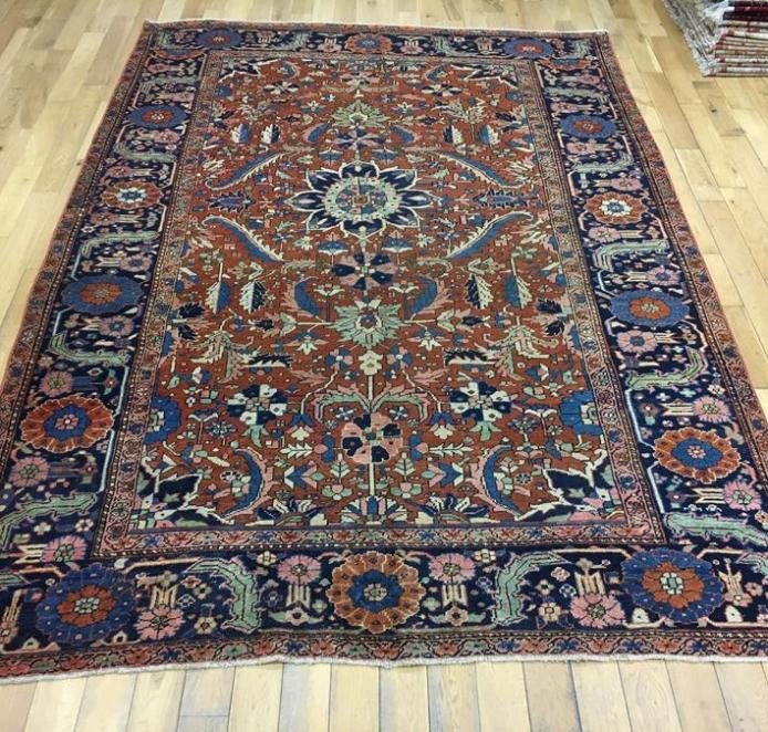 North West Persian Heriz Rug Ref 6540