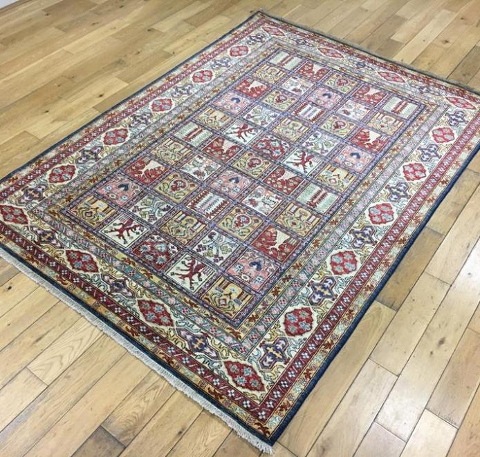 Super Kazak Oriental Rug Ref 6562