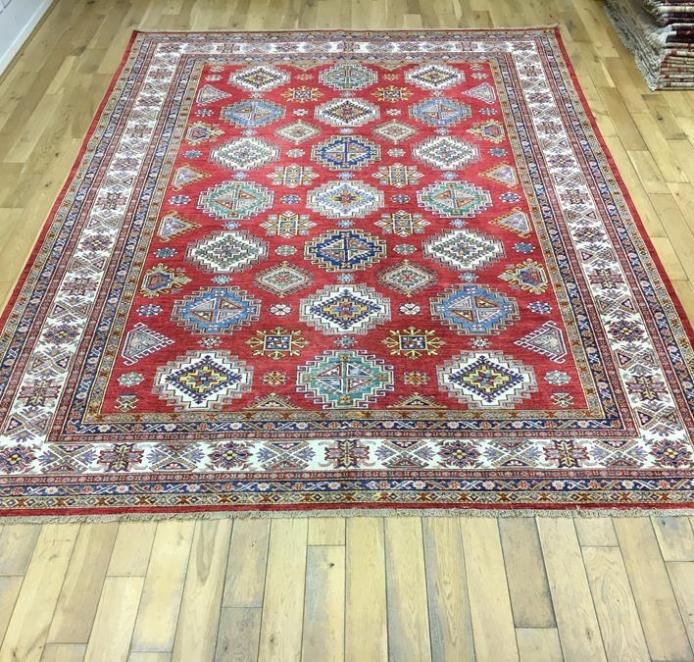 Fine Kazak Oriental Rug Ref 6591