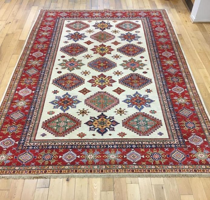 Fine Kazak Oriental Rug Ref 6592