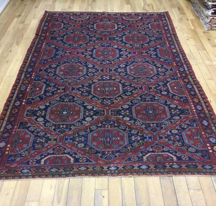 Persian Sumak Flatweave Ref 0001
