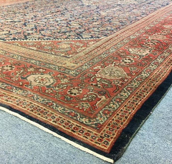 West Persian Mahal Carpet Ref: 6338