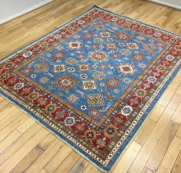Super Kazak Oriental Rug Ref 6567