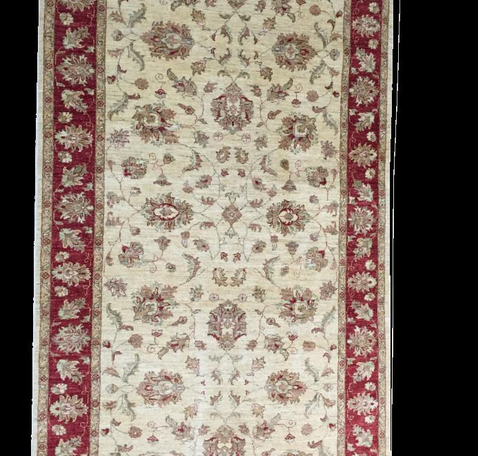 Ziegler Afghan Rug – 5332